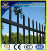 lowest price and good quality horizontal aluminum fence
