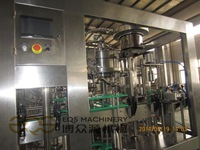 Beer Filling Machine for Manufacture Glass Bottle Beer, 8000-10000BPH, BGF 40-40-12