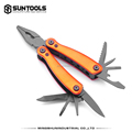Mini promotional 10 in 1 functional camping outdoor pliers