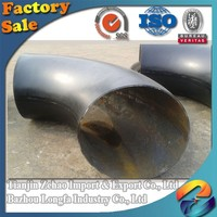High quality lowest price Factory Export Alibaba pipe fitting 90 degree elbow/concrete pump elbow