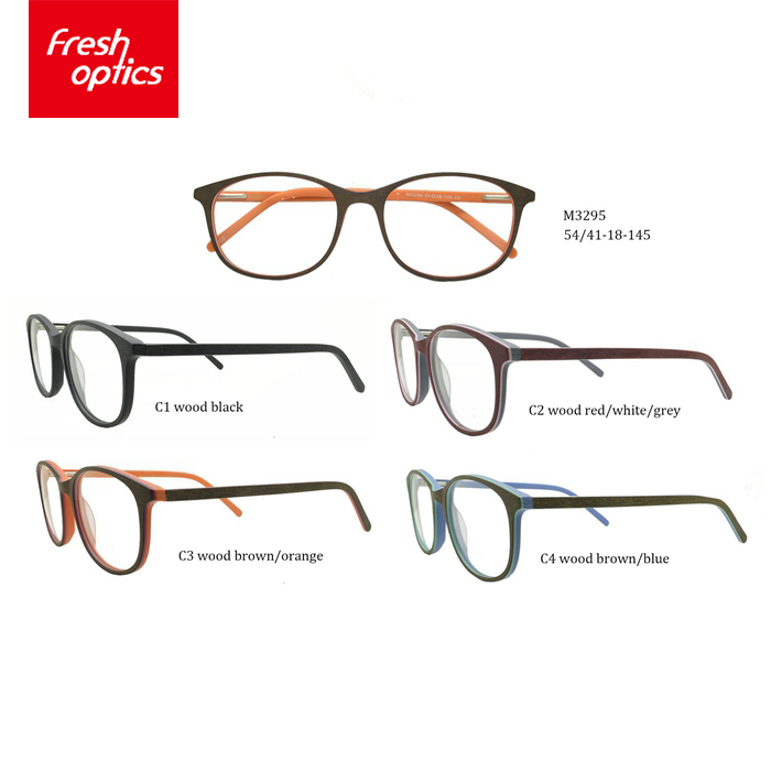 Wholesale custom FDA acetate colorful kids spectacle frames