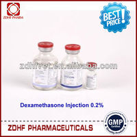 GMP veterinary inflammatory Dexamethasone sodium phosphate injection