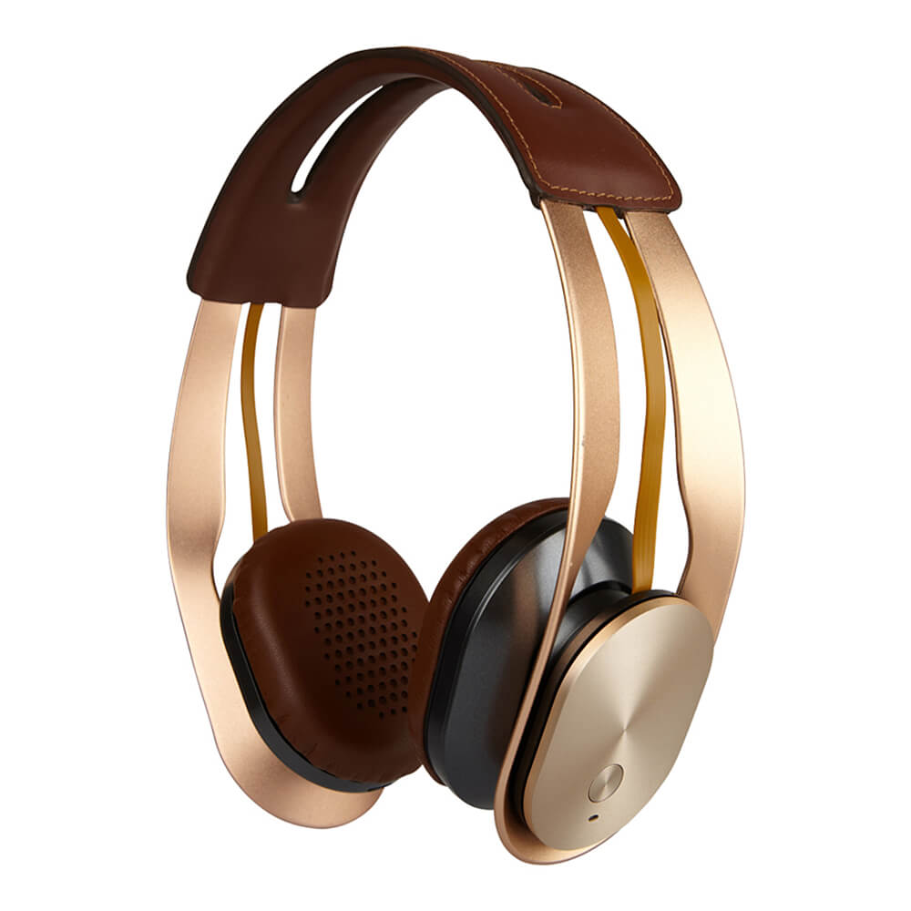 Hot Syllable G700 Metal Wireless Bluetooth 4.0 Headphones With NFC Fuction Bass Built-in Mic / 40mm Speaker