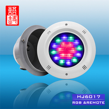 Wall Embedded LED Pool Light, Ip68 Par56 LED Swimming Pool Lamp