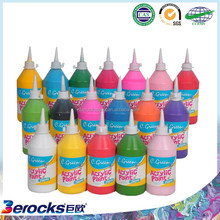 acrylic paint great acrylic finger paint for fabric/acrylic paint price