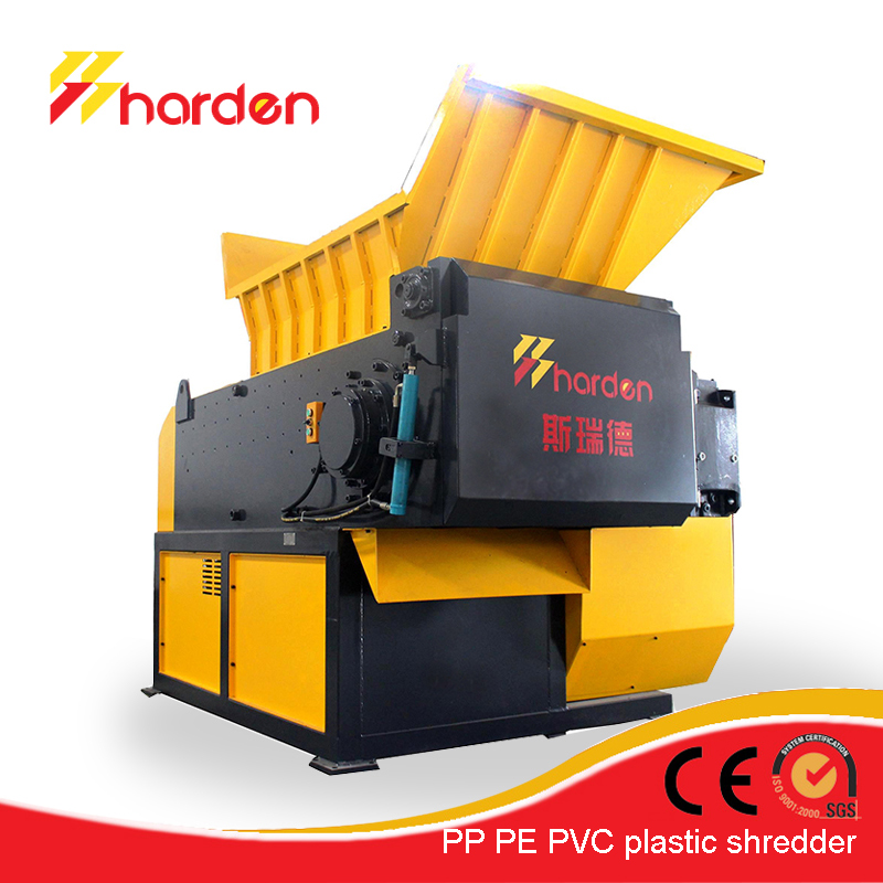 High efficient plastic crusher