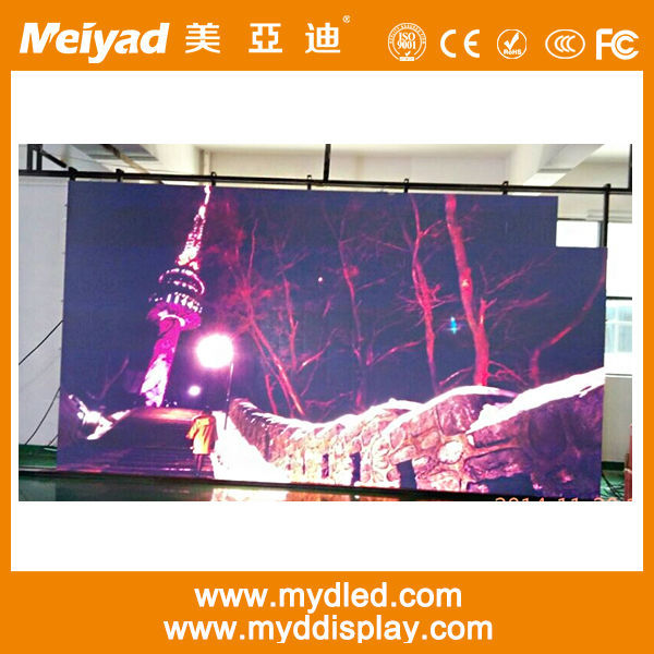 super slim p5 indoor full color hd xxx video led shenzhen factory