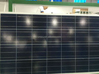 High efficiency 1w to 300w solar panel with frame and MC4 connector