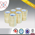 Chinese manufacture clear acrylic glue bopp packing shipping tape