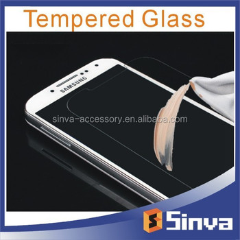 2015 Hot Selling Mobile Phone Accessories For iPhone 6 Mirror Tempered Glass Screen Protector