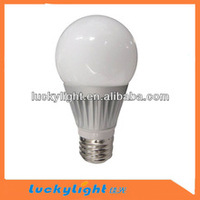China 5W e27 energy saving led bulb