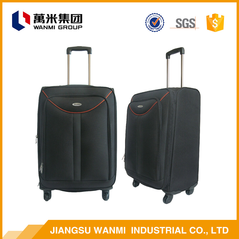 2016 newest style high trolley school luggage bag cover