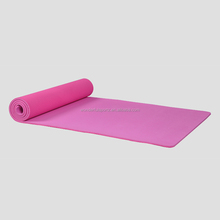 3-fold exercise mat sponge mat with soft cover portable yoga mat