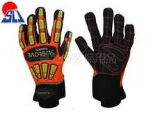 SLJsafety knuckle protective impact safety gloves