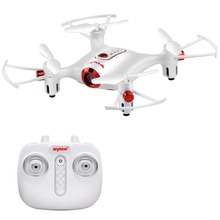 Cheap mini drone kit SYMA X21 drones 2.4GHz 4CH quadcopter radio control helicopter with hover function and headless mode