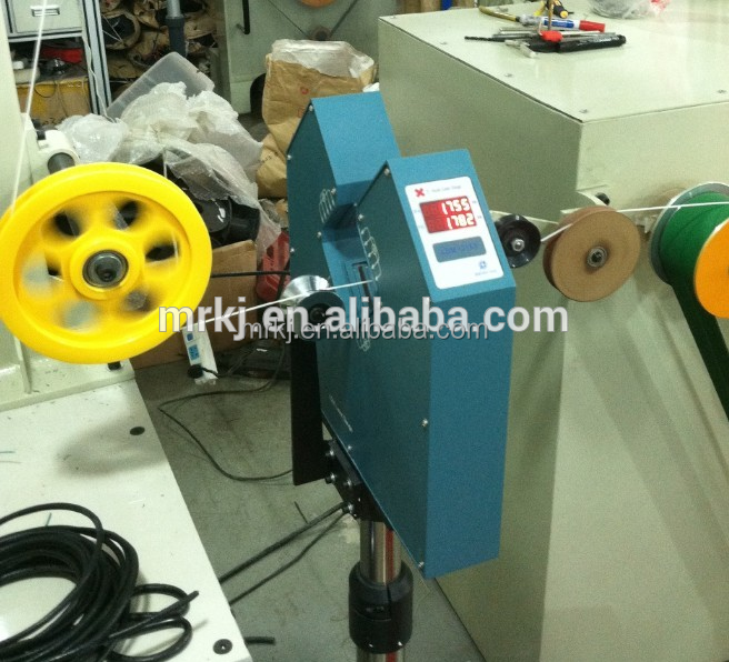 cable making equipment for diameter control