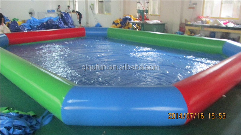 PVC 0.9mm kids swimming pool inflatable pool for children water game sports pools
