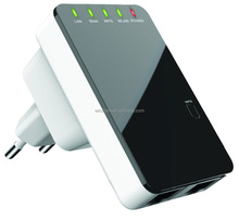 802.11N 300M Wireless mini repeater, 300Mbps wifi Repeater
