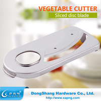 Food Grade metal cutting vegetable blade slicer blade