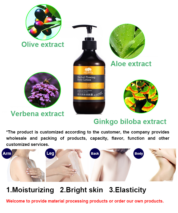 Best moisturizer for dry skin whitening body lotion wholesale