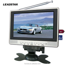 Super quality 7 inch portable cctv lcd car monitor