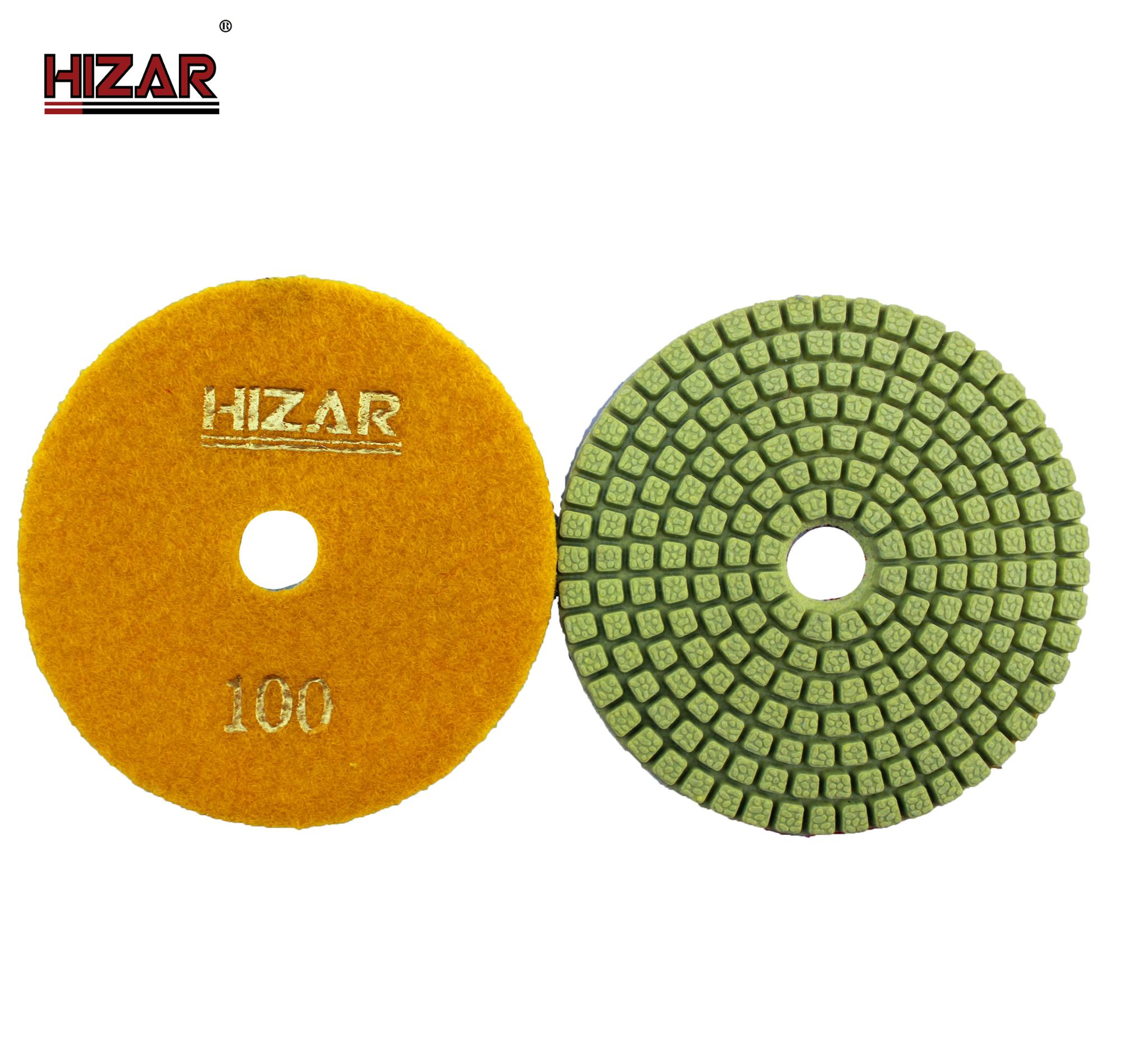 Hot sale Stone Marble/ Granite Diamond Polishing Pad