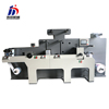 HT350 pp pe intermitten/full rotary die cutter machine, label die-cutting machine