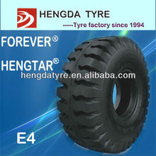 Chinese high quality E4 giant otr tyre,DOT ISO certification