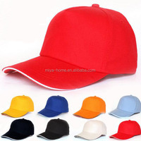 high quality custom logo baseball cap / unisex cricket Hat