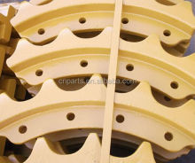 bulldozer Komatsu D155 Undercarriage parts sprocket/ bulldozer sprocket chain
