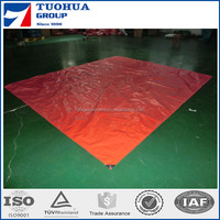 China Gold Supplier Manufacturer Fire Resistant Tarpaulin 100% Virgin Material PE Tarpaulin
