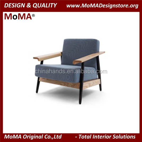 MA-MD124 Modern Industrial Hotel Style Lounge Chair Design with Sofa Set