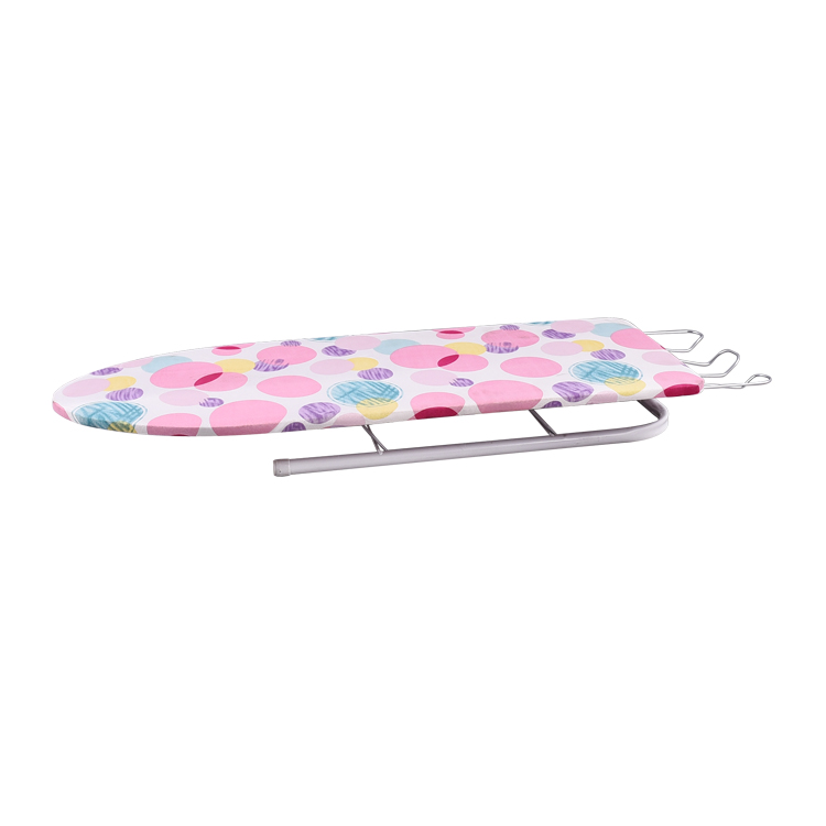 smart tabletop wood design mini sleeve ironing board