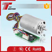 TEC4260 24v electric vehicle brushless dc motor for power tool
