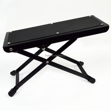 Adjustable Guitar Effects Pedal, Portable Folding Pedal guitar stool Wholesale