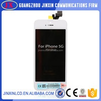 Hot selling front and back replacement for iphone 5 touch screen connector