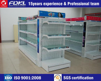 Good quality new style display shelf supermarket shelves fast delivery
