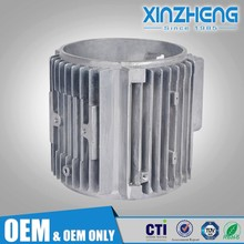 Aluminium workable price painting motor parts zinc die casting