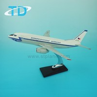 CSA B737-500 1/100 31cm promotion business gift set
