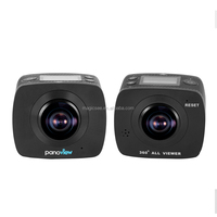 HOT usa !!! OKAA due camare WiFi 1440P 30FPS OKAA 360 Degree Panoramic Sports Action Camera , welcome inquiry !!!