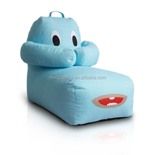 MENGZAN Kids fat boy Bean Bag Cover without EPS Filling