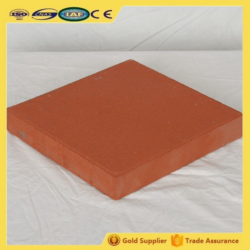 Landscape brick specially used for road paving