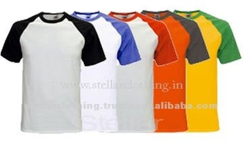 Plain Raglan T-shirt