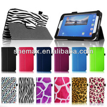 Custom Printed Tablet Leather Case Cover For Samsung Galaxy Tab 3 7.0 Lite Tablet
