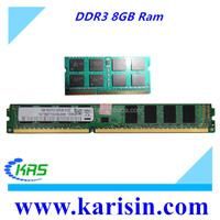 High quality computer CL11 1600-mhz ram memory ddr3 8gb for desktop/laptop