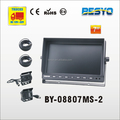 Car/Truck HD 7 inch TFT Monitor with CCD Camera System BY-08807MS-2