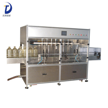 China Automatic Edible Oil Filling Machine line manufacturer