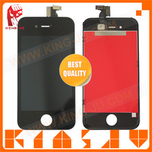 King-Ju China industry first for iphone4 lcd touch screen, top quality for iphone4 digitizer assembly, for iphone4 lcd display