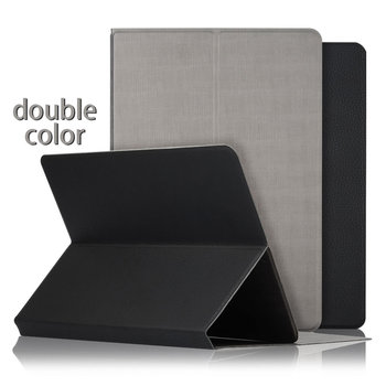 C&T Universal Multi-angle Protector Leather Stand Folio Flip Case for Tablet 7.0 Inch 8.0 Inch