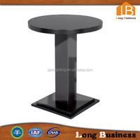 China Online Shopping Simple Design Round Coffee Tables
